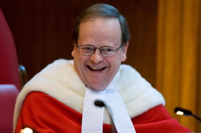 L'annonce du départ à la retraite du juge... (PHOTOADRIAN WYLD, ARCHIVES PC)