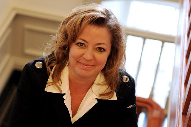 La députée Sylvie Roy est décédée d'une hépatite... (PHOTO ERICK LABBÉ, ARCHIVES LA SOLEIL)