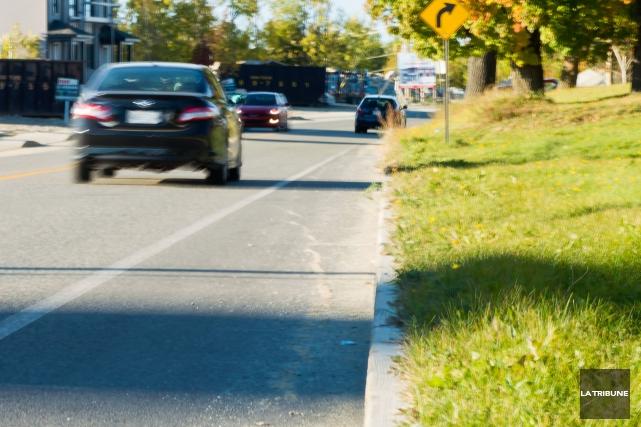 La Ville de Sherbrooke misera sur la sensibilisation pour faire réduire la... (Archives La Tribune, Jessica Garneau)