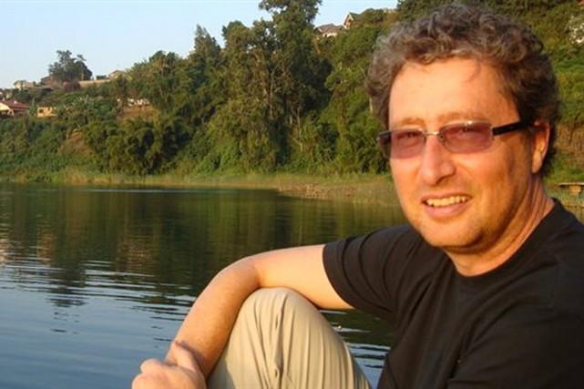 La mort d'Yvan Dionne, en Équateur,serait suspecte.... (Photo fournie par la famille)