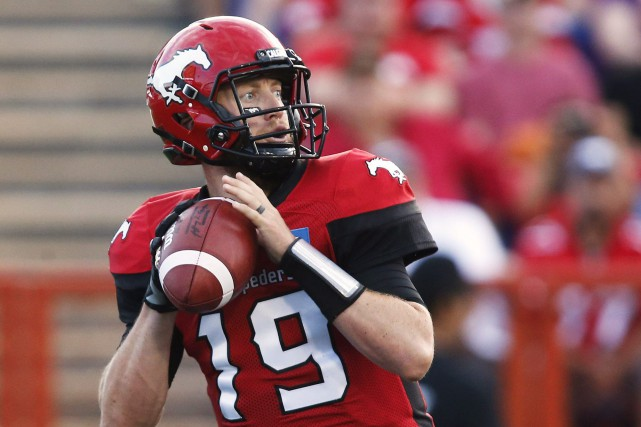 Bo Levi Mitchell... (PHOTO Jeff McIntosh, PC)
