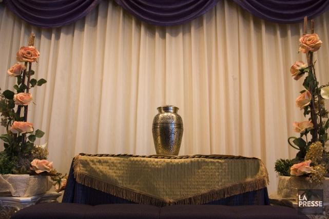 Le taux de crémation, un rite funéraire qui a gagné en popularité dans les 30... (PHOTO IVANOH DEMERS, ARCHIVES LA PRESSE)