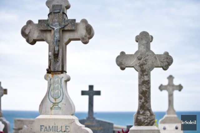 Le taux de crémation, un rite funéraire qui... (Photothèque Le Soleil)