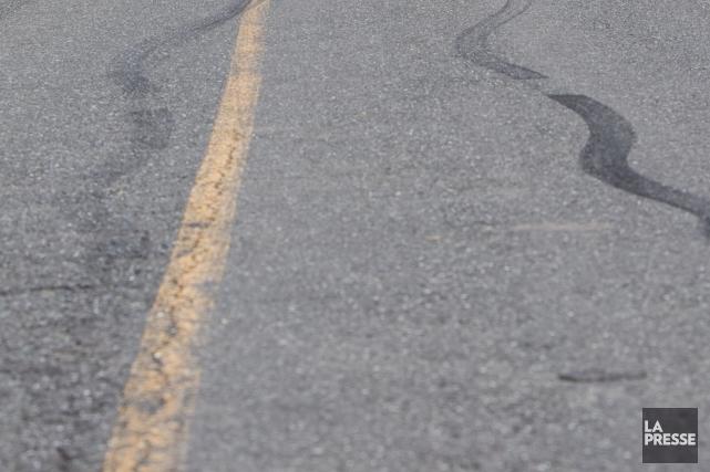 Six personnes ont été blessées, mardi, lors d'un accident de la route survenu à... (Archives La Presse)