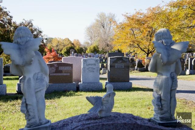 Le taux de crémation, un rite funéraire qui a gagné en popularité dans les 30... (Archives La Presse)