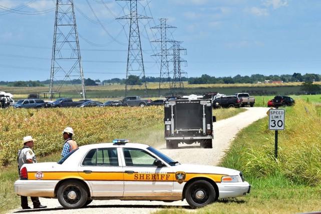 Un accident de montgolfière a fait seize morts... (AFP)