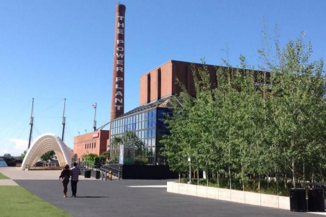 La galerie Power Plant présente, jusqu'au 5 septembre... (Photo Éric Clément, La Presse)