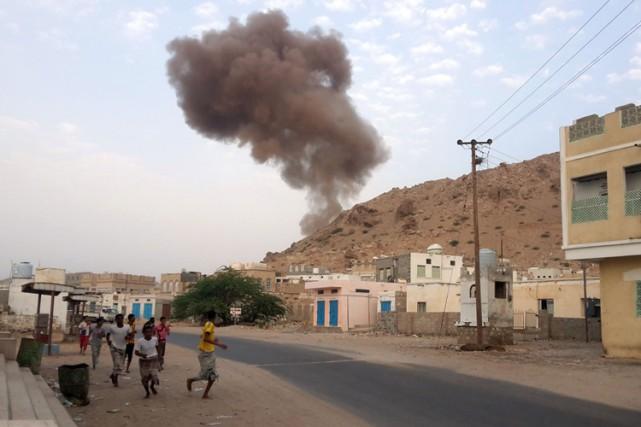 En mai, le Pentagone avait reconnu avoir installé... (PHOTO AFP)