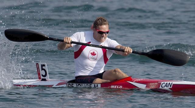Ingénieur civil, le Canadien Mark de Jonge est... (La Presse Canadienne, Sean Kilpatrick)