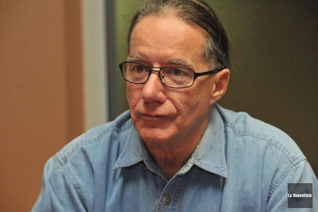 Alain Bélanger... (Stéphane Lessard, Le Nouvelliste)