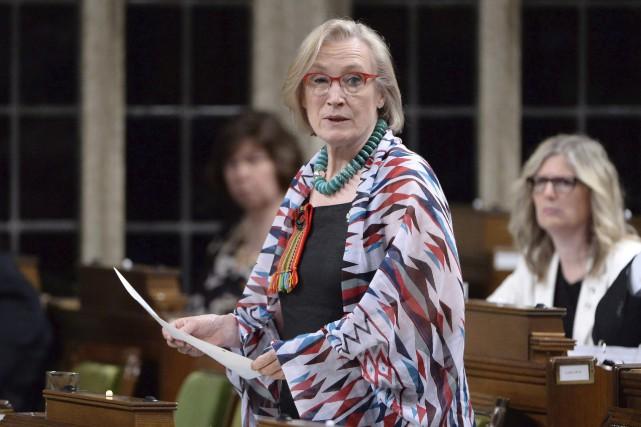 Le gouvernement fédéral a réservé pour l'instant 40... (La Presse Canadienne, Adrian Wyld)