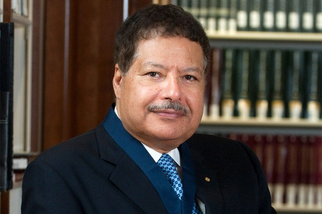 Le chercheur américano-égyptien Ahmed Zewail.... (Photo Douglas A. Lockard, archives Chemical Heritage Foundation)