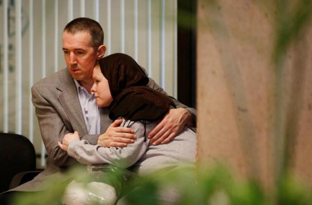 John Nuttall et Amanda Korody, reconnus coupables de... (PHOTO BEN NELMS, REUTERS)