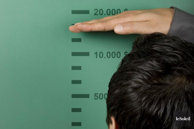 Le salaire global des fonctionnaires a augmenté beaucoup... (Photothèque Le Soleil)