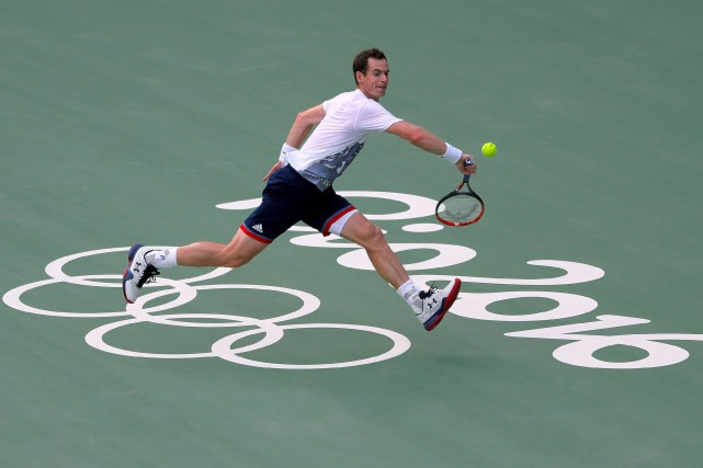 Andy Murray... (Photo Vadim Ghirda, AP)