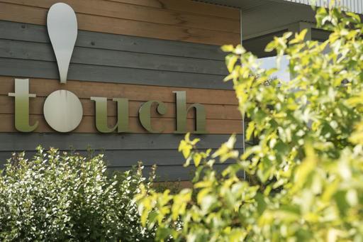 Les installations des Industries Touch sont situées sur... (Spectre Média, Jessica Garneau)