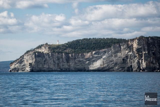 Parcs Canada mènera des analyses afin de déterminer si les restes humains... (PHOTO SIMON GIROUX, ARCHIVES LA PRESSE)