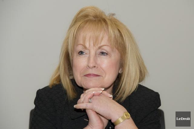Madeleine Meilleur a démissionné de son poste de... (Martin Roy, Archives LeDroit)
