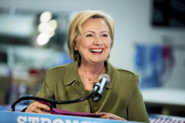 HillaryClinton dispose de l'appui inconditionnel de tout l'appareil... (AP, Andrew Harnik)