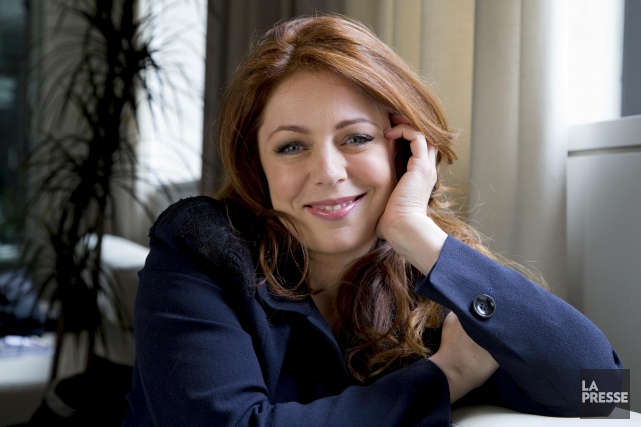 Isabelle Boulay reprend son spectacle Merci Serge Reggiani... (Archives, La Presse)