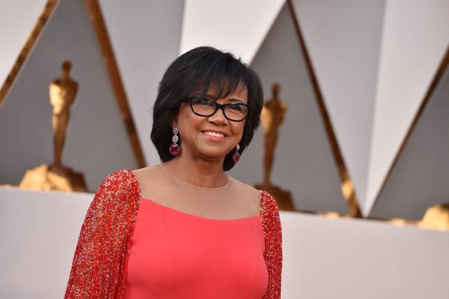 La présidente de l'Académie des Oscars Cheryl Boone... (AP)