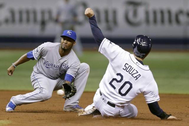 Le baseball sera de retour auxJeux olympiques à... (AP, Chris O'Meara)