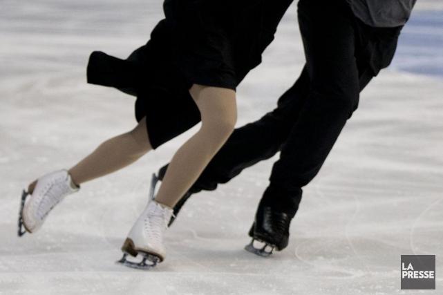 L'avenir du club de patinage artistique de Vankleek Hill pourrait être en péril... (François Roy, Archives La Presse)