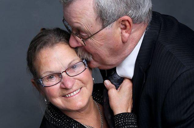 Denis Blouin, 66 ans, et Jocelyne Savoie, 68... (Facebook)