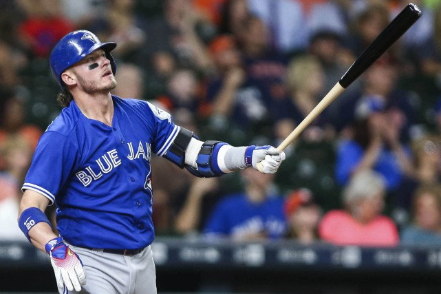 Josh Donaldson... (Photo Troy Taormina, USA Today Sports)