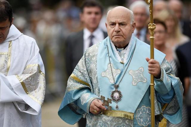 L'archevêque d'AlepJean-Clément Jeanbart... (Photo Jean-Sébastien Evrard, archives Agence France-Presse)