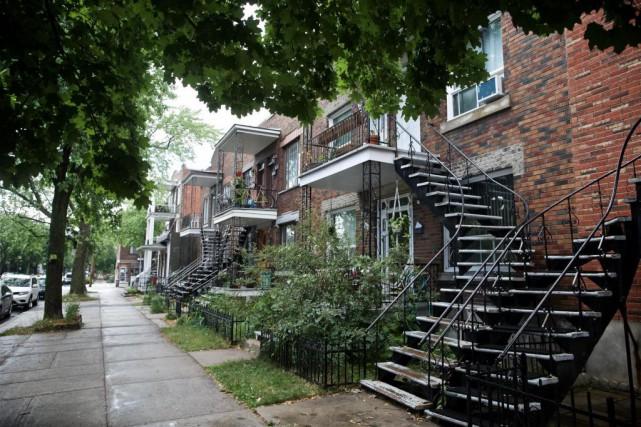 La réglementation est claire au sujet des immeubles... (PHOTO ANDRÉ PICHETTE, ARCHIVES LA PRESSE)