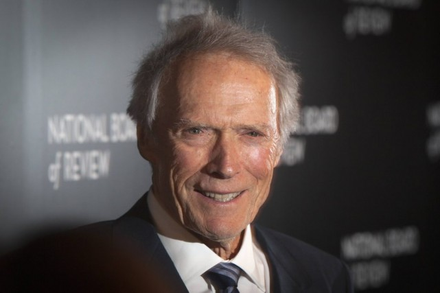 Clint Eastwood, l'un des rares républicains déclarés à Hollywood, estime... (PHOTO ARCHIVES REUTERS)