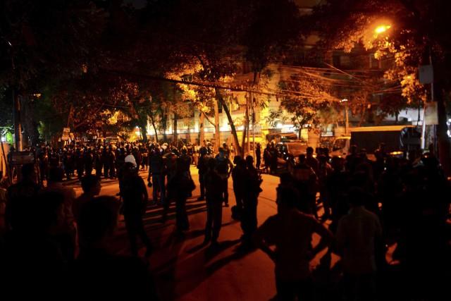 L'EI avait revendiqué le massacre perpétré à Dacca... (AFP)