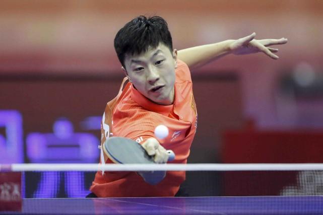 Considéré comme le meilleur joueur de ping-pong de... (AP, Joshua Paul)