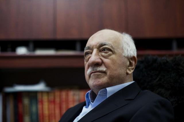Fethullah Gülene... (Photo archives AP)