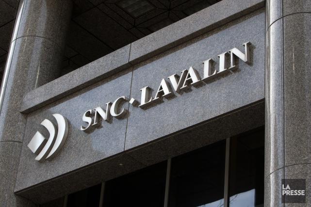 SNC-Lavalin met de l'avant un nouveau programme, cette... (Robert Skinner, Archives La Presse)