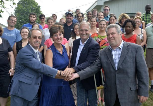 L'acquisition d'un bioréacteur a été annoncée jeudi matin... (Spectre Média, Maxime Picard)