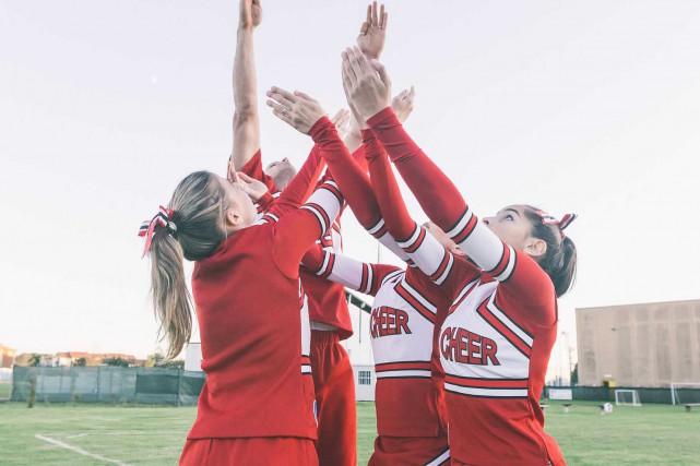 Le Club de gymnastique Jako ajoute le cheerleading à son offre de services. Les... (Photo 123rf)