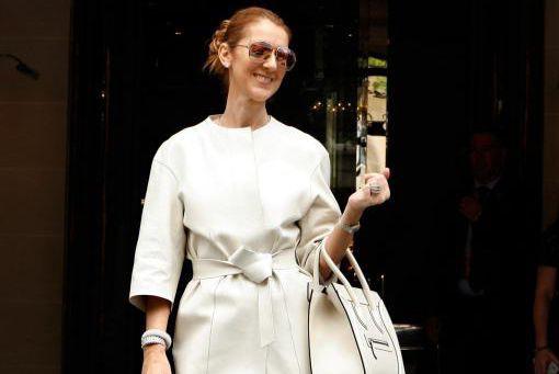 En entrevue avec le magazine Elle, Céline Dion... (PHOTOCATHERINE GUGELMANN, ARCHIVES AGENCE FRANCE-PRESSE)