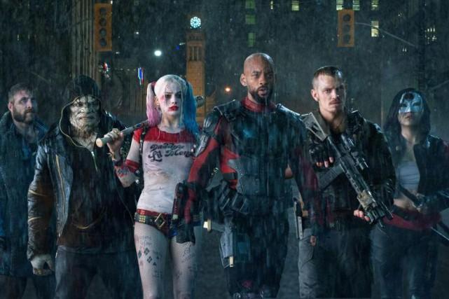 Retour en quatre temps sur la sortie de Suicide Squad, film malmené... (Photo fournie parWarner Bros.)