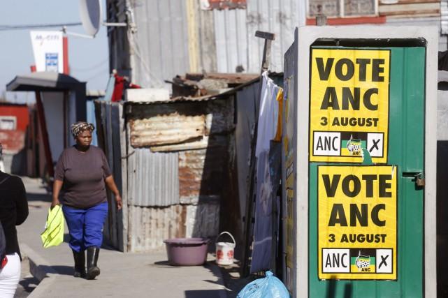 Le scrutin de mercredi, où 26 millions d'électeurs... (photo Schalk van Zuydam, archives AP)