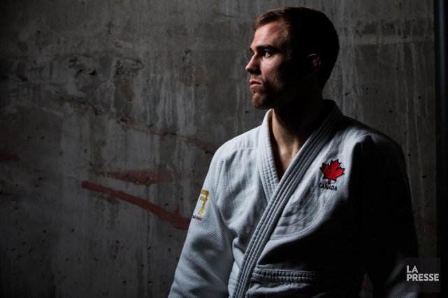 Médaillé de bronze aux Jeux de Londres, le... (PHOTO OLIVIER JEAN ET MARTIN TREMBLAY, LA PRESSE)