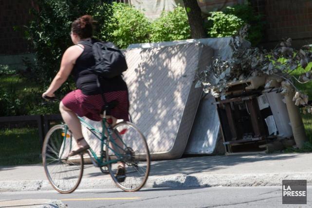 Montréal a décidé de s'en prendre au problème... (PHOTO IVANOH DEMERS, LA PRESSE)
