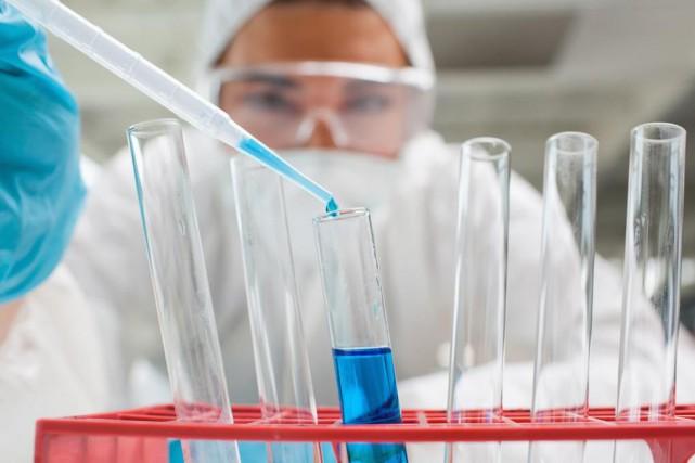 Le retard du Canada en matière de recherche... (Photo Thinkstock)