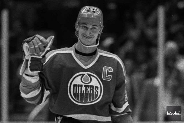 Wayne Gretzky... (Photothèque Le Soleil, PC)