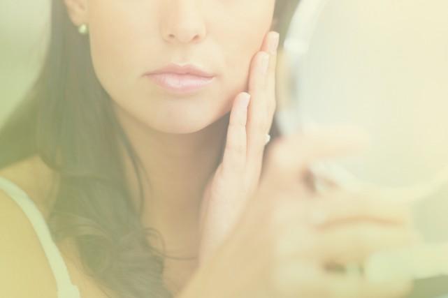 Avoir une peau intolérante serait l'affection cutanée la plus répandue en... (PHOTO THINKSTOCK)