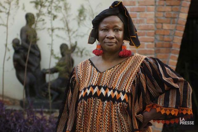 Des personnalités comme la militante altermondialiste malienne Aminata... (PHOTO ROBERT SKINNER, ARCHIVES LA PRESSE)