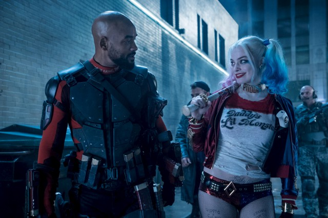 Mettant en vedette Will Smith et Margot Robbie, L'escadron... (Photo fournie par Warner Bros.)
