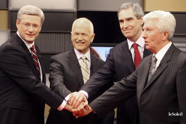 Les élections de 2011 ont été marquées par... (Photothèque Le Soleil)