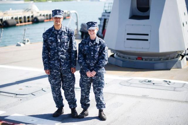 Le secrétaire de la US Navy a annoncé... (PHOTO AFP)